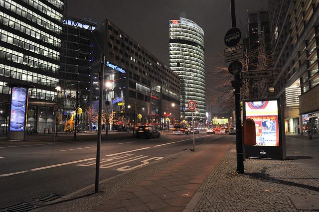 Berlin-Potsdamer Platz