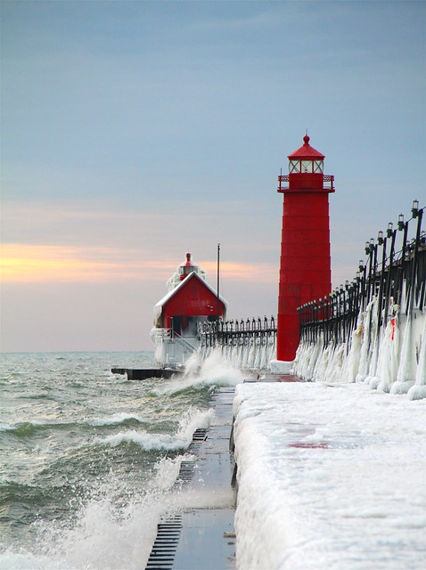 Frozen Lighthouse Season '09