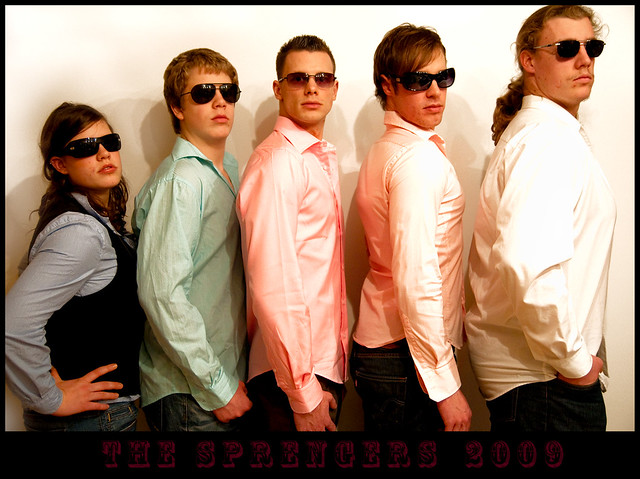 The Sprengers 2009