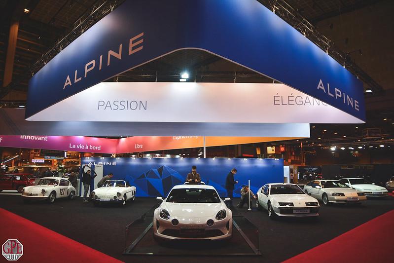 Alpine Vision - A110 - A108 - A310 - GTA - A610