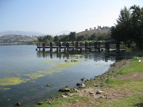 Puddingstone reservoir camp for Puddingstone lake fishing