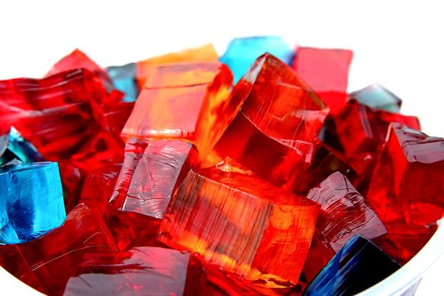 Jello Cubes 8-3-09 4