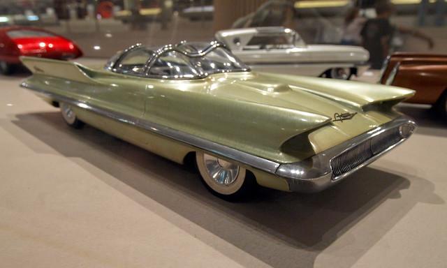 1955 Lincoln Futura Flickr Photo Sharing
