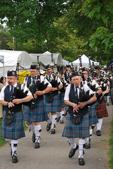 festival, musician, musical ensemble, musical instrument, kilt, marching, bagpipes,