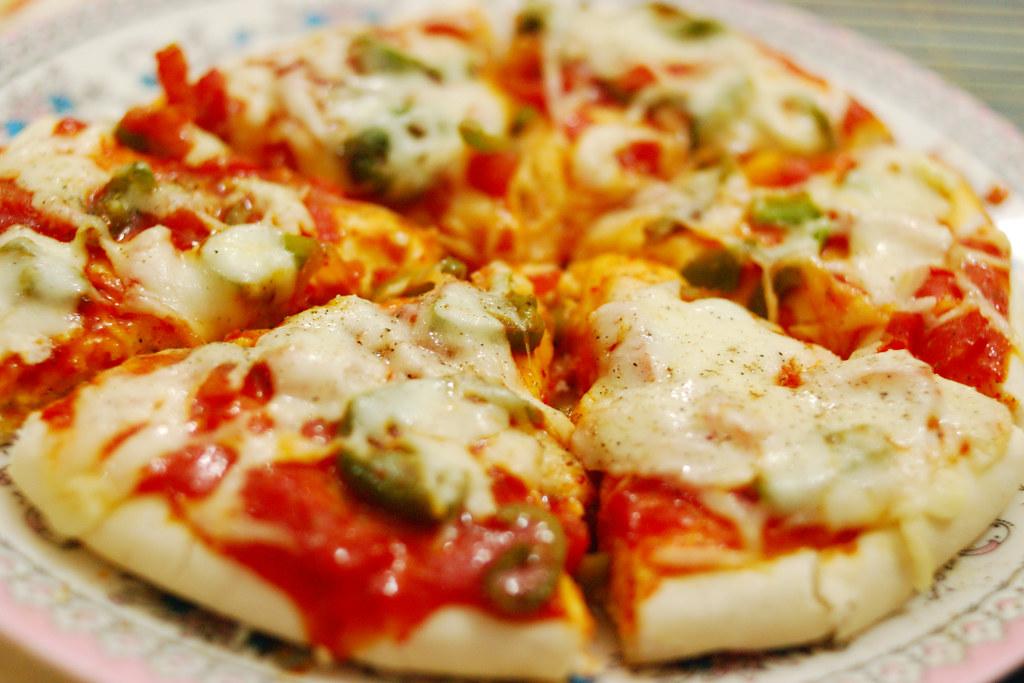 Пицца, рецепт приготовления