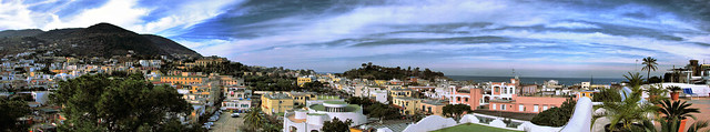 Panorama Ischia Porto