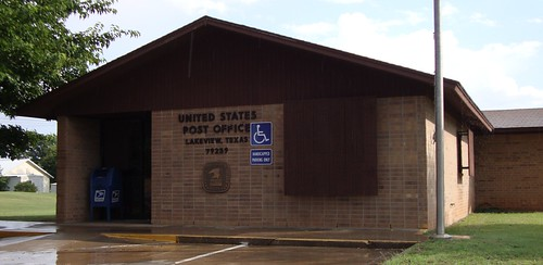 Post Office 79239 (Lakeview, Texas)