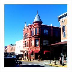 near Main St & Fayetteville Rd