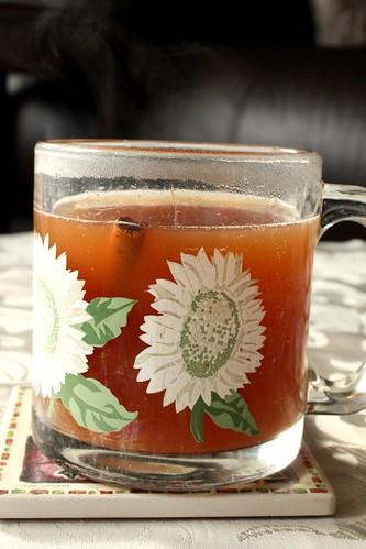Cranberry Raspberry Apple Cider