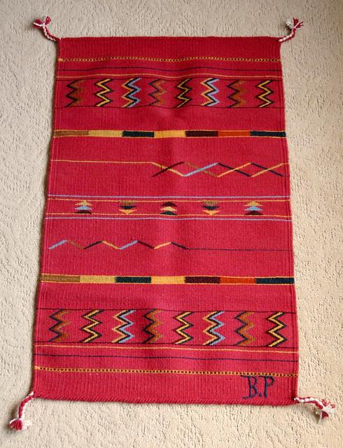 Zapotec Rug Oaxaca Mexico Flickr Photo Sharing