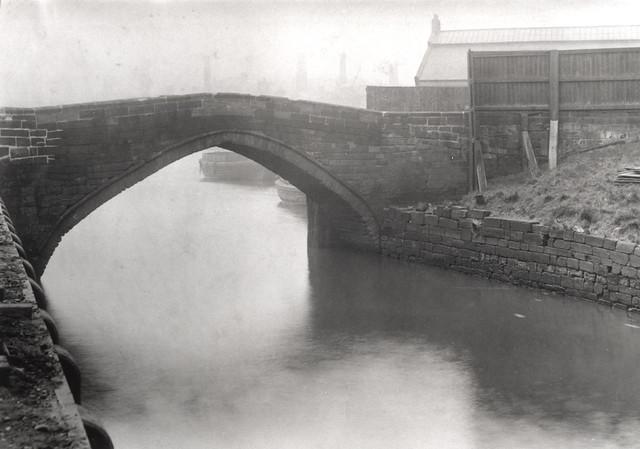 Old Glasshouse Bridge, Ouseburn