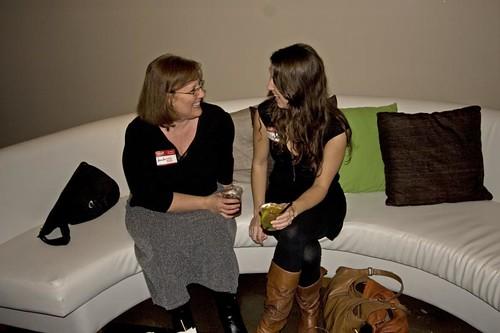 Lauren and Jennifer