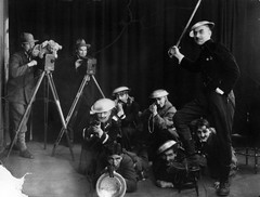 Ranheim-Tournéen - En akt fra den store film 'På Vestfronten' (1929)