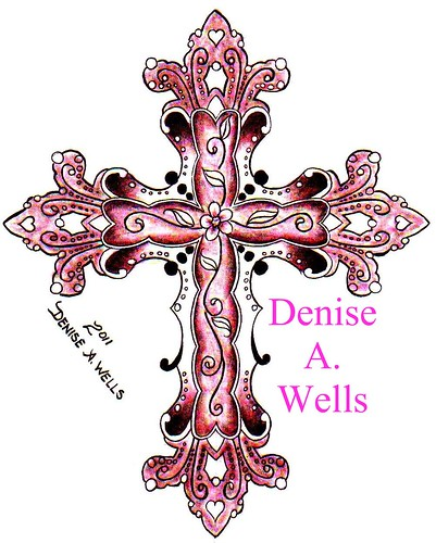 flickriver photoset 39 cross tattoo designs by denise a wells 39 by denise a wells. Black Bedroom Furniture Sets. Home Design Ideas