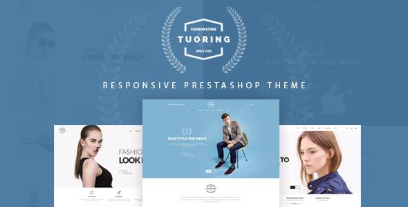 Tuoring v1.0 - Multipurpose Responsive Prestashop Theme