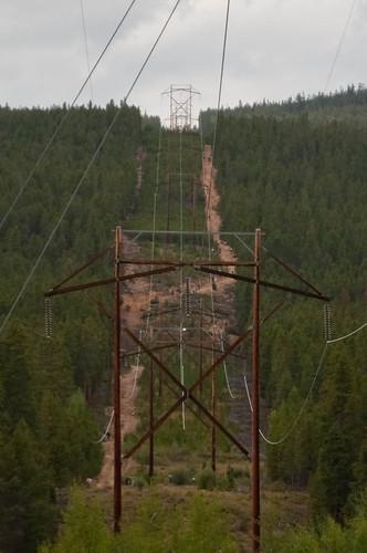 Leadville 100 - Powerline Climb