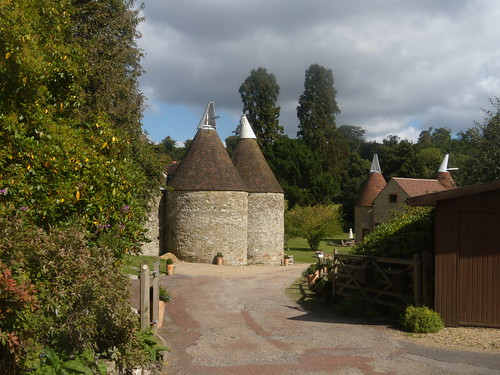 Oasthouses