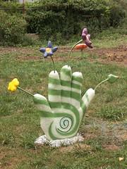 Waverly Youth Sculpture Garden