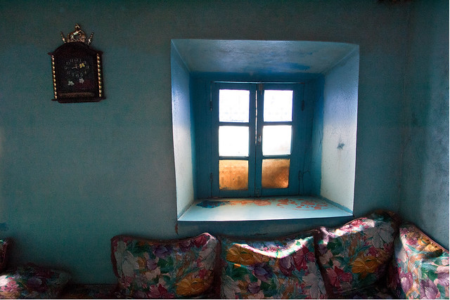 HOUSE IN ATLAS MOUNTAINS - MOROCCO