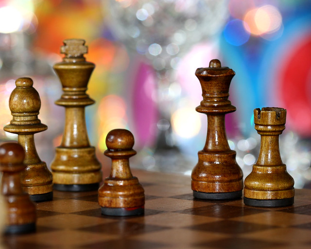 Gaming   Schach matt: Pierre Steinbrück duelliert sich mit Schach-Computer