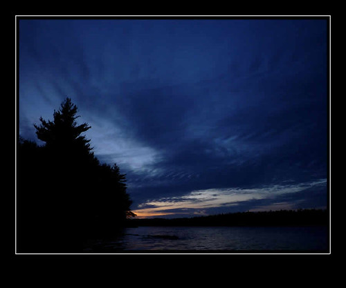 camping sky ontario canada nature water night clouds landscape sundown canoe canoeing frontenac frontenacprovincialpark lheurebleue rubyphotographer