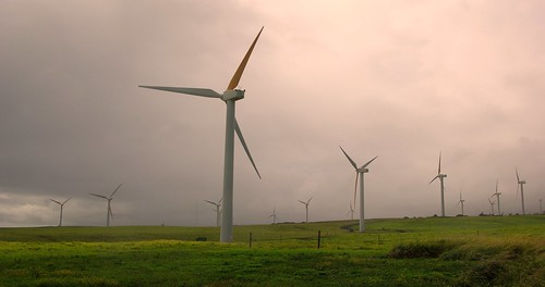 Upolu Point Wind Farm