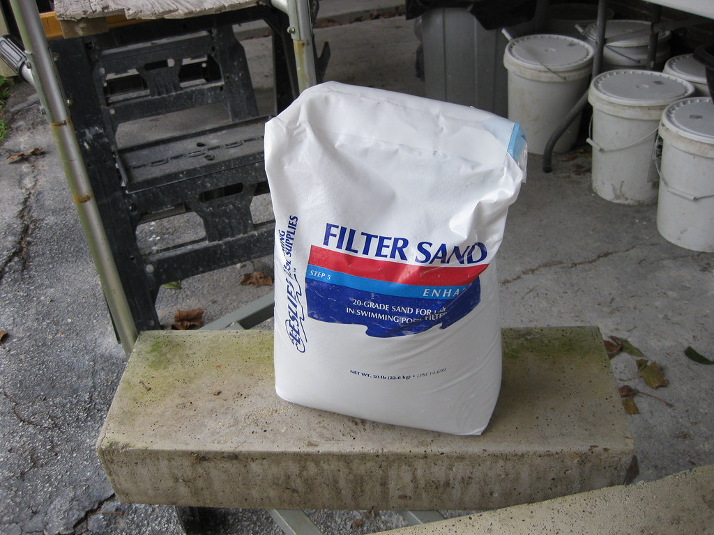 Quartz Sand Filter : Silica sand pool filter air sizes