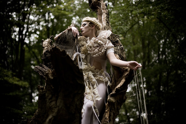 Kirsty Mitchell - Wonderland : The Patience of Trees