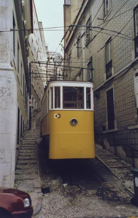 Ascensor do Lavra