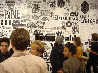 Wall of Lubalin logos