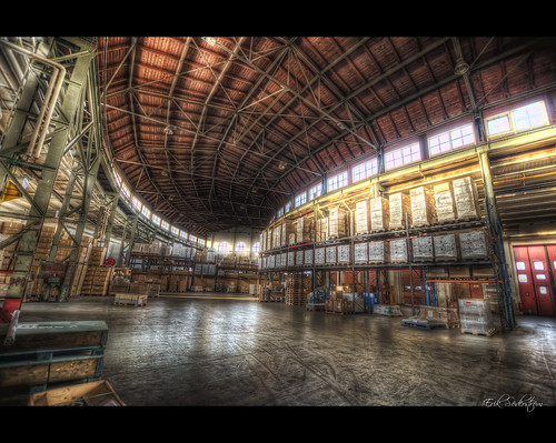 Warehouse #HDR #photog | by mescon