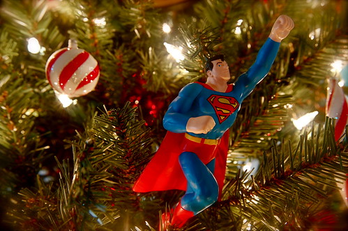 1993 Superman Ornament