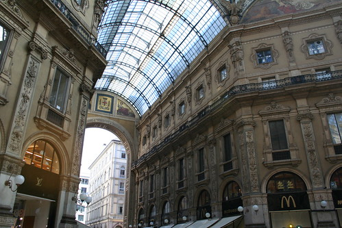 20091112 Milano 18 Galleria Vittorio Emanuele II 11