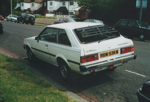 1992 Toyota Corolla 16 Liftback Related Infomation