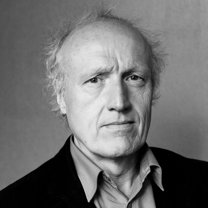 Portret Geke de Wilde,eigenaar Attika architecten, Zutphen, 2008