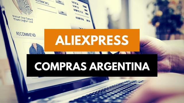 Aliexpress desde Argentina