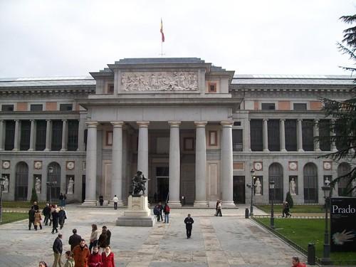 Museo del Prado - Madrid España