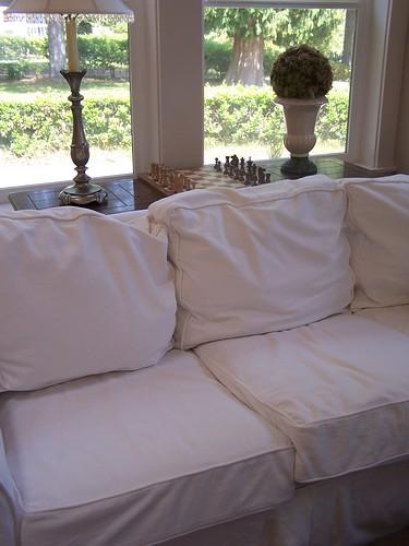 the pottery barn basic slipcovered sofa saga confessions. Black Bedroom Furniture Sets. Home Design Ideas