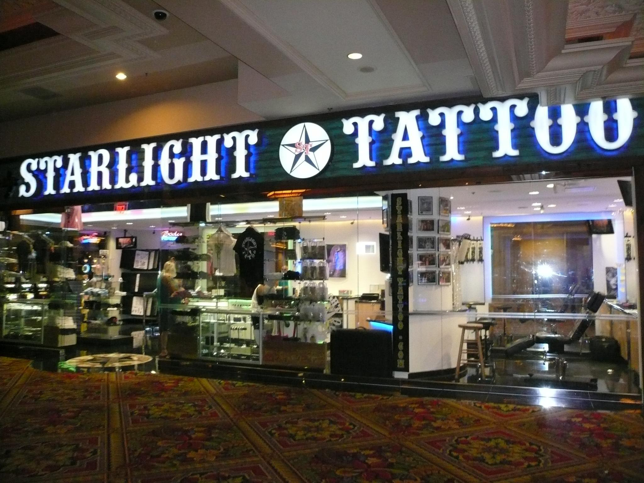 Best tattoo shop - Las Vegas Forum - TripAdvisor