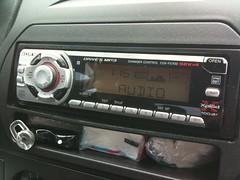 automotive exterior(0.0), multimedia(0.0), bumper(0.0), vehicle audio(1.0), automobile(1.0), electronics(1.0), land vehicle(1.0),