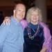 Jackie with Mark Buckingham