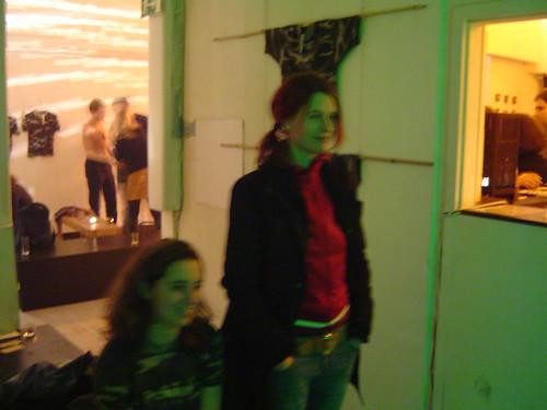 GOTO Fashion Show. Dezember 2003