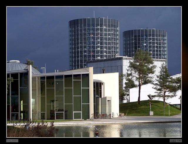volkswagen autostadt wolfsburg skoda pavillon and glass. Black Bedroom Furniture Sets. Home Design Ideas