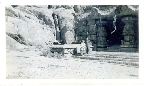 OLD PHOTO ALBUM, Gunga Din MOVIE SET 1939