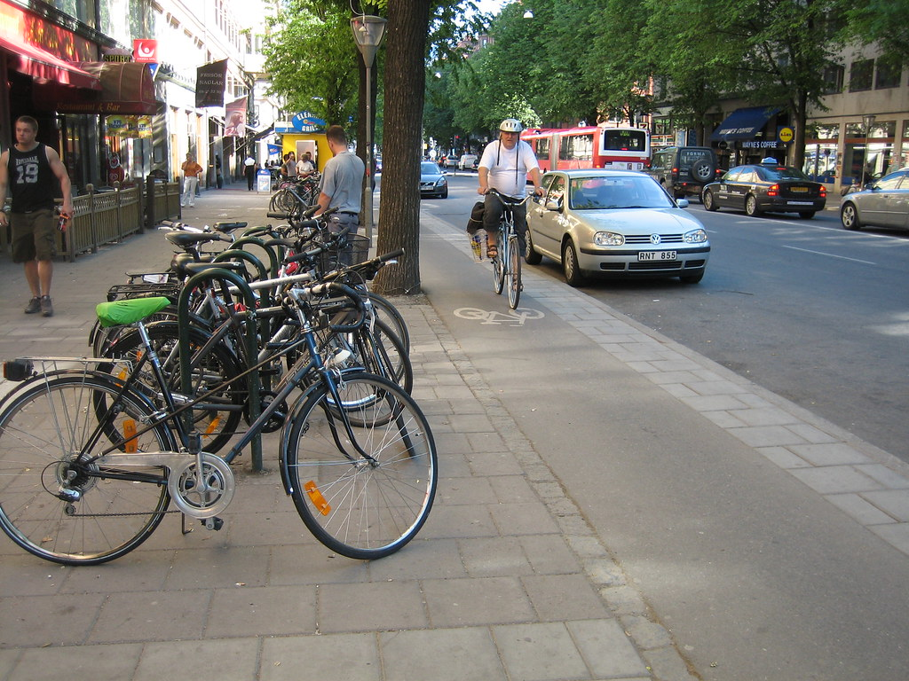 Stockholm Complete Street