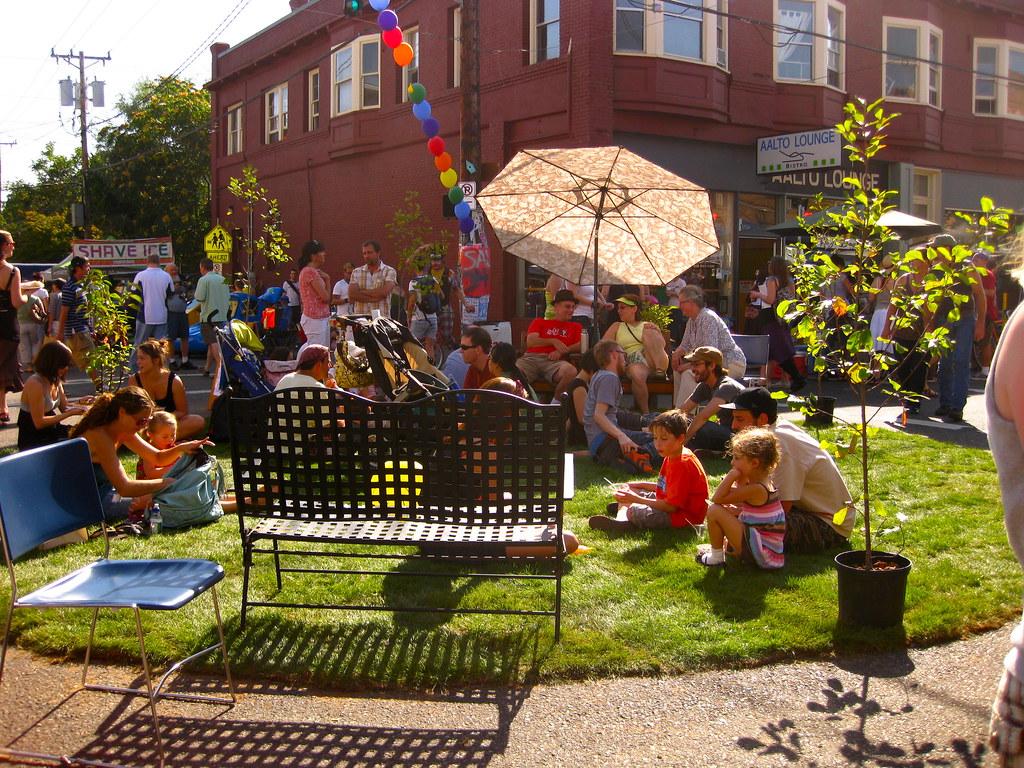 Belmont Street Fair, Portland