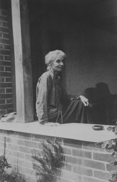 Beatrice Webb, c1930s. Credit: LSE Library