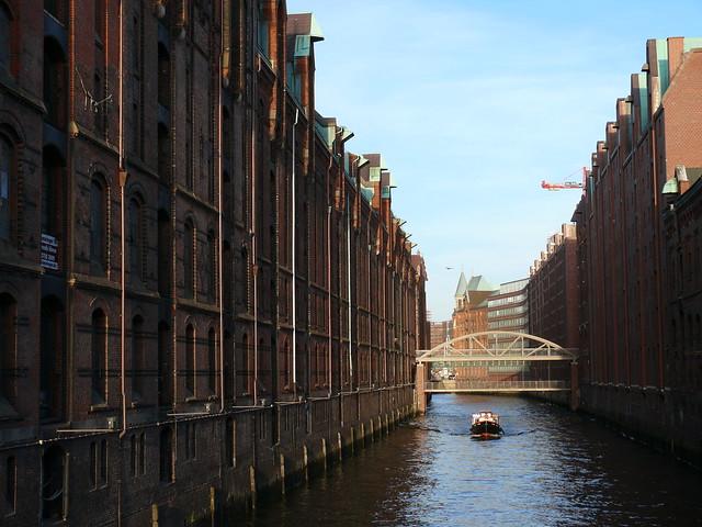 Fleet: Speicherstadt