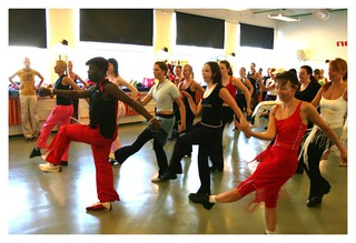 Salsa Workshop 2005