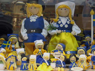 Swedish National Dress